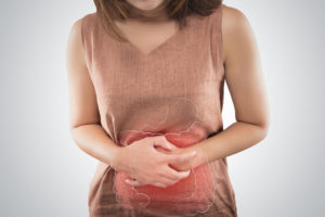 IBS may include numerous symptoms.